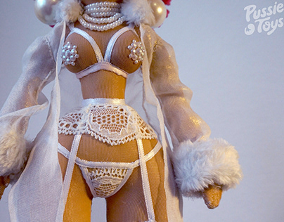 Elika - Custom Doll
