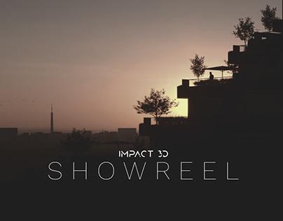 IMPACT 3D SHOWREEL