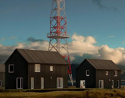 Black Houses in Hellnar - Iceland Part2.