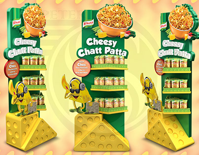 knorr cheesy designs
