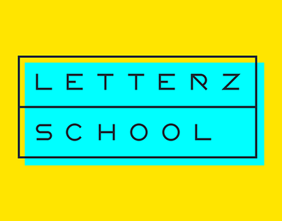 Letterz School | Strategy, Branding Identity, Website