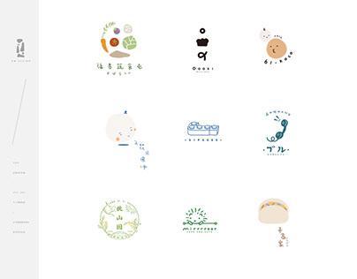 王木木logo设计合集