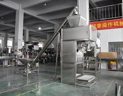 50 Kg Bag Packing Machine