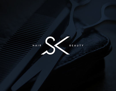 SK Hair and beauty - Branding