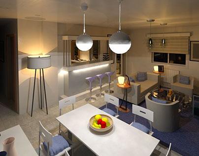 3 Bedroom Apartment Renovation (Athens)
