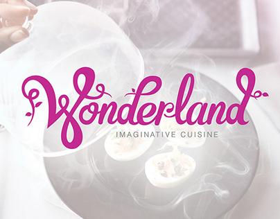 Wonderland: Imaginative Cuisine