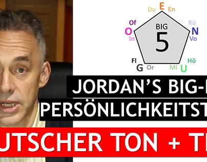 Big Five Test Persönlichkeitstest Jordan Peterson