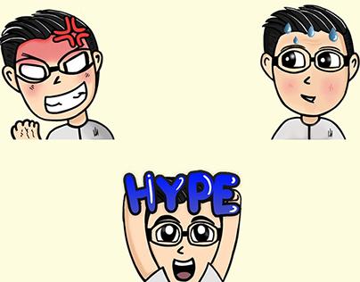 Twitch Emotes & Badges