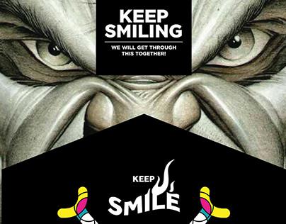 Keep Smiling 2020
