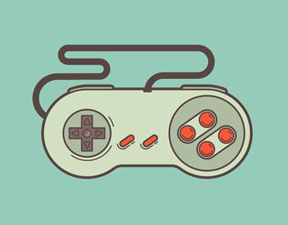 Nintendo Controllers Evolution
