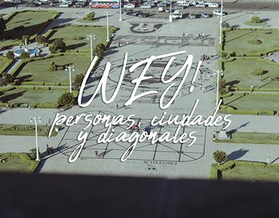 Personas, Ciudades y Diagonales