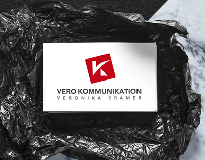 Logo Design Vero Kommunikation