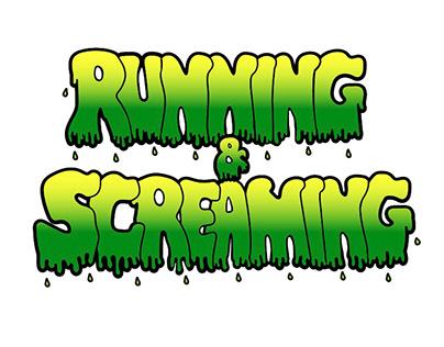 Running & Screaming Logo