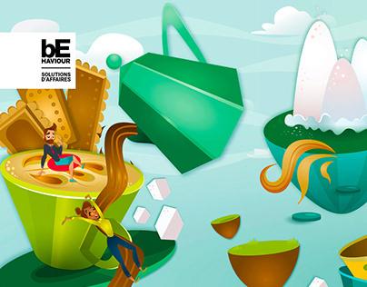 BEBEP - Platform game