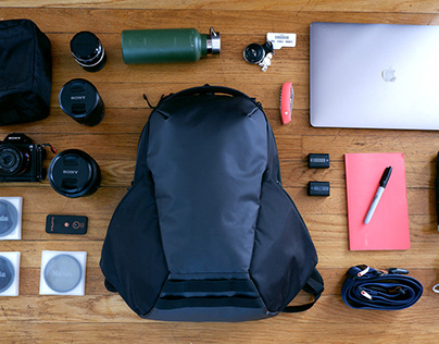 Everyday Carry Camera Backpack