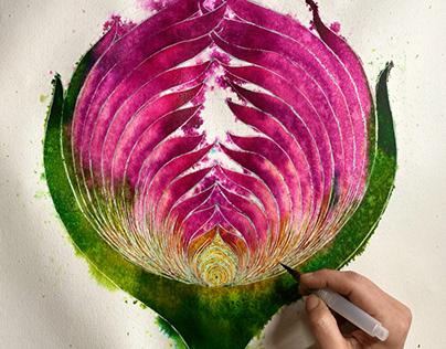 The Blooming Lotus - Jan 2021