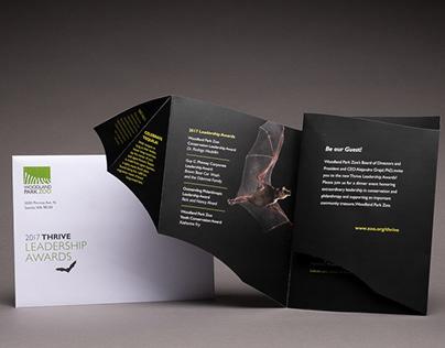 Award-winning Thrive Invitation 2017