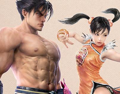Bandai Namco - Evento