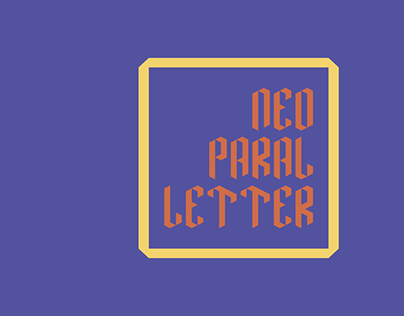 Neo Paralletter   FONT