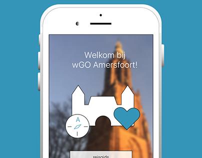 wGO Amersfoort travel app