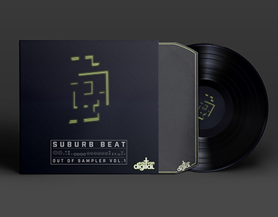 """Suburb Beat - """"Out Of Sampler Vol.1"""" EP"""