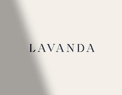 BRANDING | Lavender Natural Cosmetics