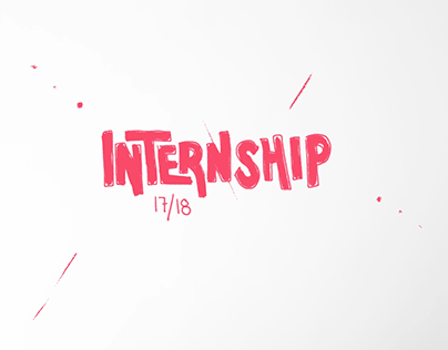 Internship Application Video