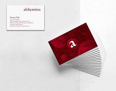 Alchymista Visual Identity