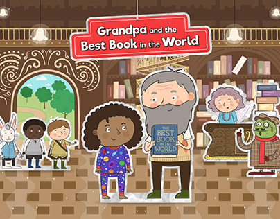 CBeebies Storytime: World Book Day