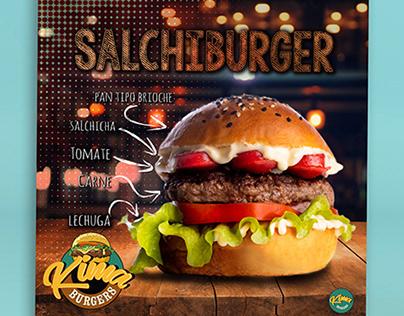 Flyer Burgers