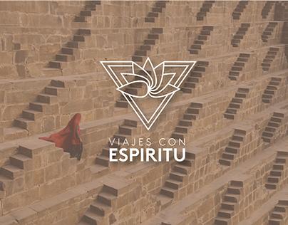 VIAJES CON ESPÍRITU // BRANDING Y COMUNICACIÓN