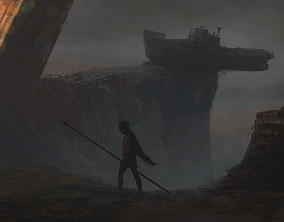 The trive Conceptart