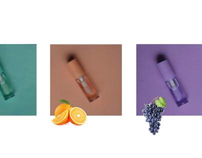 El color de los sabores