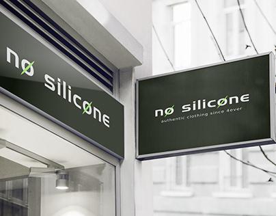 No Silicone - Branding