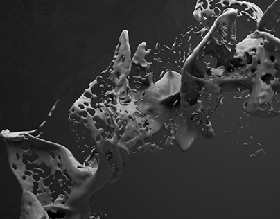 X-Particles Still Tests 01