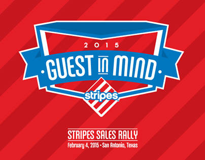 Stripes® Sales Rally 2015 Booklet