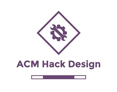 ACM Hack Facebook Events