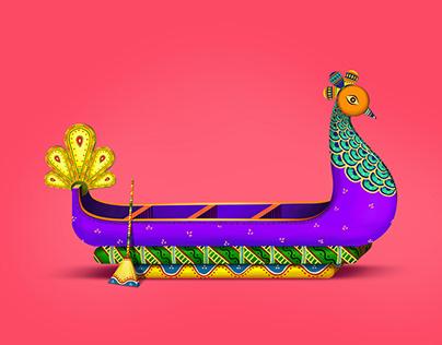 Kolkata Nukkad Durga Puja Guide Campaign, 2017