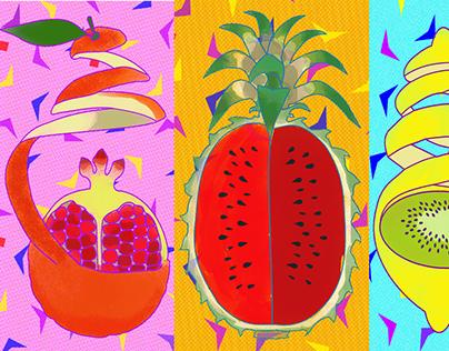 The Fruit Hybrids series