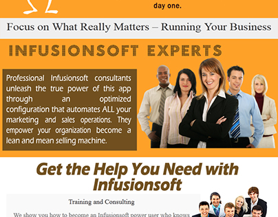 infusionsoft consultant