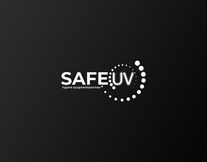 SafeUV Logo Animation