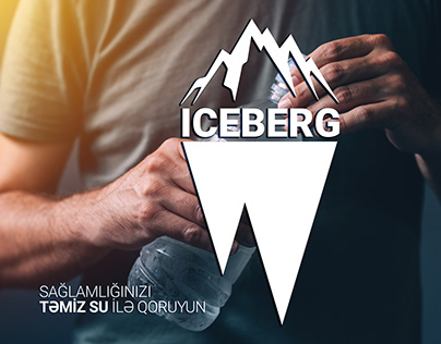 İceBerg - Mineral Water Branding