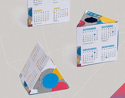 CALENDARIO 2018 | GRAPHIC DESIGN