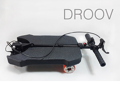 DROOV - BAGPACK SCOOTER