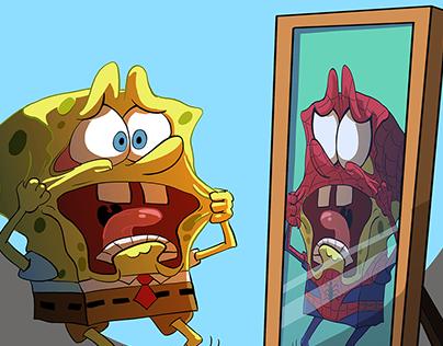 Bipolar Spongebob