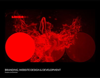 LIBIDOOO - Website Design. UI/UX