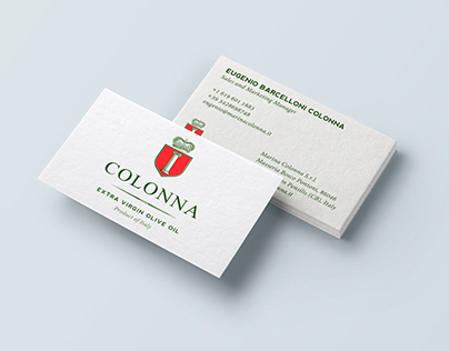 Colonna Olive Oil
