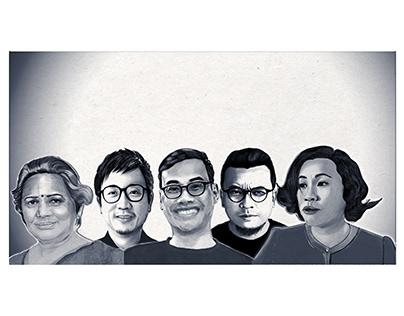 Culture Shapers - Wallpaper