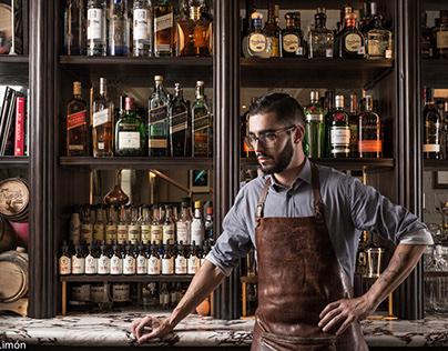 Fifty Mils / Bartenders