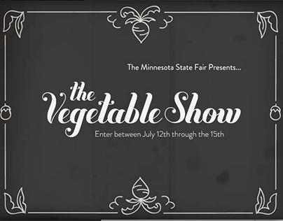 State Fair Vegetable Show